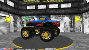 monster truck racing games 3d kids games games monster race 3d racing games youtube
