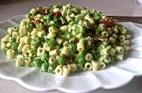 pea pesto pasta salad the thankful heart