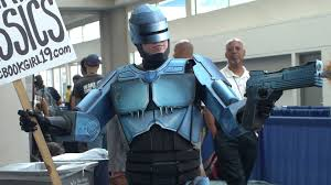 Robocop Halloween Costume Scenes Making Robocop Costume
