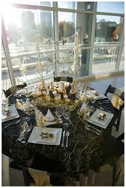 New Years Eve Table Decorations Easy New Year U0027s Eve Decoration Ideas On A Budget U2013 Custom Love Gifts