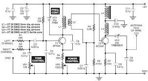 transmitter circuit page 4 rf circuits next gr
