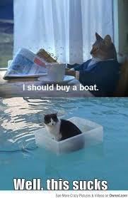 Thinking Dinosaur Meme Generator - on a boat meme best boat 2017