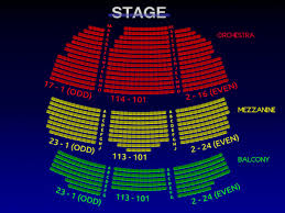 lyceum theatre 3 d broadway seating chart theatre history