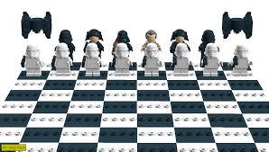 lego ideas star wars chess