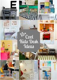 Diy Childrens Desk 15 Desks Design Dazzle