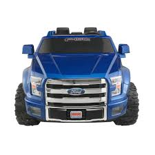 Ford F150 Truck Interior Accessories - power wheels ford f 150 12 volt battery powered ride on walmart com