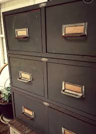 Vintage Metal File Cabinet Metal File Cabinet Drawers Vintage Industrial Two Drawer Mail