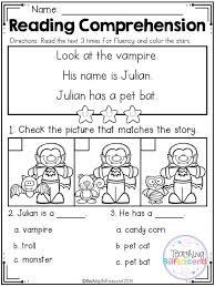 kindergarten reading passage free worksheets reading passages for kindergarten free math