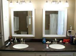 bathroom mirrors ideas with vanity vanity bathroom mirrors mirror ideas light fixtures