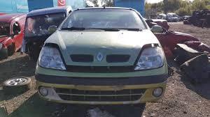 n a n a rear hood renault scenic 2000 2 0l 30eur eis00276956