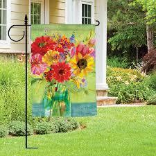 Monogram Garden Flag Custom Decor Inc Printed Flags Mats Mailbox Covers