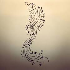 best 25 tribal phoenix tattoo ideas on pinterest phoenix bird