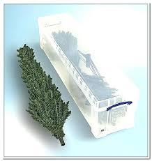 christmas tree storage box christmas storage container image of fabric ornament storage