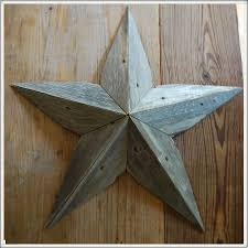 Recycled Wood by Recycled Wood Barn Star Handmade Wall Decor Reclaimed Wood