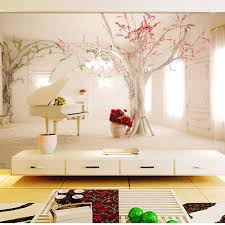 cherry flower tree wallpaper murals 3d wallpapers for living room cherry flower tree wallpaper murals 3d wallpapers for living room bedroom wall decor large photo mural custom size in wallpapers from home improvement on