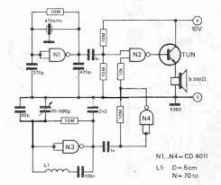 Uma Floor L Esse Detector De Metal Caseiro é L Portátil Barato E Fácil De