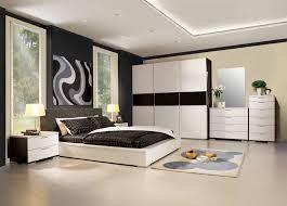Impressive Black And White Bedroom Design  CageDesignGroup - Black and white bedroom interior design