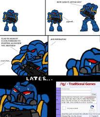 Nerd Rage Meme - the nerd rage will be legendary warhammer 40 000 know your meme
