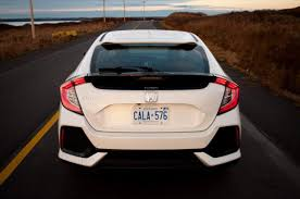 honda civic rear the 2017 honda civic hatchback is the ugliest car i ve driven