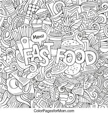 healthy food coloring pages preschool coloring pages of food food coloring pages and cute food coloring