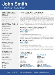 professional resumes professional resume template cover letter portfolio