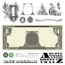 15 dollar bill vector ornaments images dollar bill vector