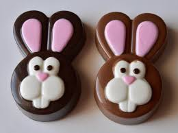 Easter Chocolate Chocolate Covered Oreo Easter Bunny 6 Easter Basket