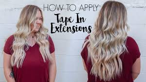 in extensions how to apply in extensions