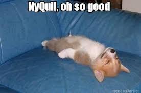 Nyquil Meme - meme maker comfy dog generator