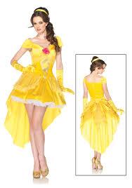 Princess Ariel Halloween Costume Womens Disney Enchanting Belle Costume Halloween Costumes