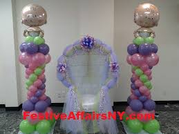 balloon columns balloon columns for baby shower and any other events