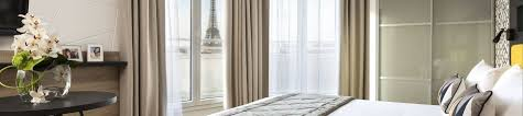 Eiffel Tower Window Curtains by Studio Eiffel Tower View Citadines Tour Eiffel Paris Serviced