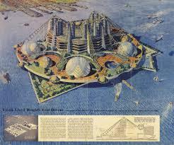 frank lloyd wright u0027s plan to turn ellis island into u201ccasual