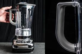 Kitchenaid Blender by Kitchenaid 5 Speed Custom Metallic Blender Ksb580 Review Chowhound