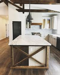 barnwood kitchen island barnwood kitchen island with marble top blurmark