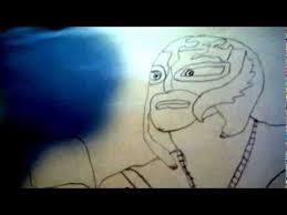 rey mysterio desenat partea a 2 a g si s youtube