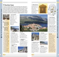 dk eyewitness top 10 travel guide dubrovnik u0026 the dalmatian coast