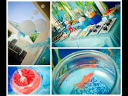 the sea decorations the sea party decorations ideas