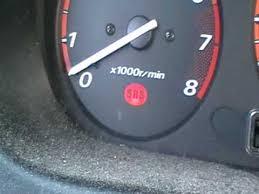 honda accord srs light honda crv airbag abs engine light diognose
