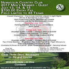 member guestnemacolin country club