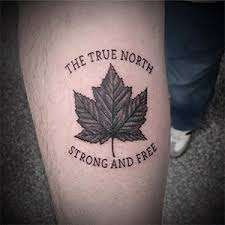 150 epic canadian tattoos custom design