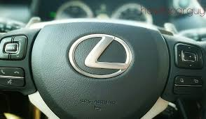 lexus es 350 sport mode lexus es350 steering wheel controls review youtube