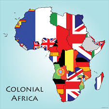 Scramble For Africa Map by Colonization Afr 110 Intro To Contemporary Africa