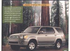2000 toyota sequoia toyota sequoia ebay