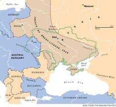 Map Of Ukraine And Crimea Maps How Ukraine Became Ukraine The Washington Post