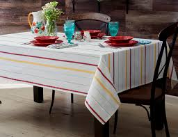can you put a rectangle tablecloth on a round table do you use tablecloths by ree the pioneer woman bloglovin