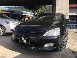 honda accord 2003 black honda accord 2003 v6 3 0 in kuala lumpur automatic sedan black for