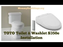 Bidet Toto Toilet Seat Toto Eco Guinevere Toilet Installation With Washlet S350e Toilet