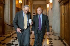 senators are close to bipartisan immigration plan but trump warns