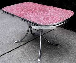 awesome 10 1950 kitchen tables decorating design of 1960 style